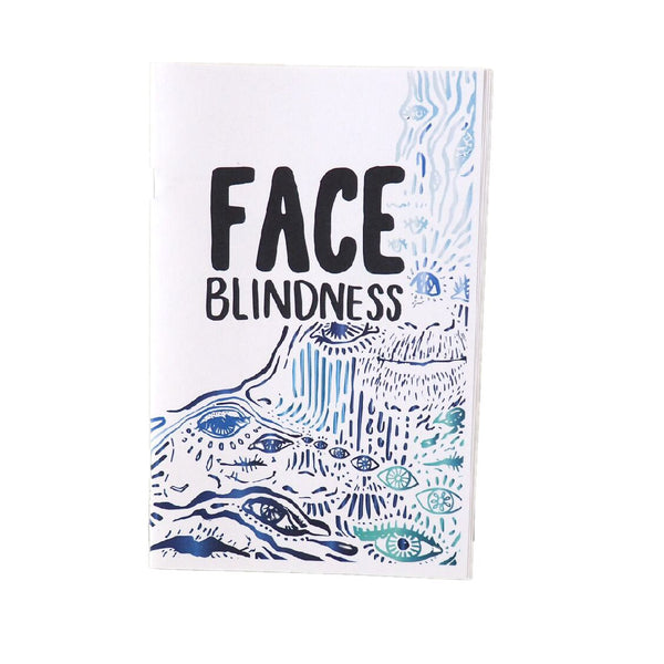 Face Blindness Zine