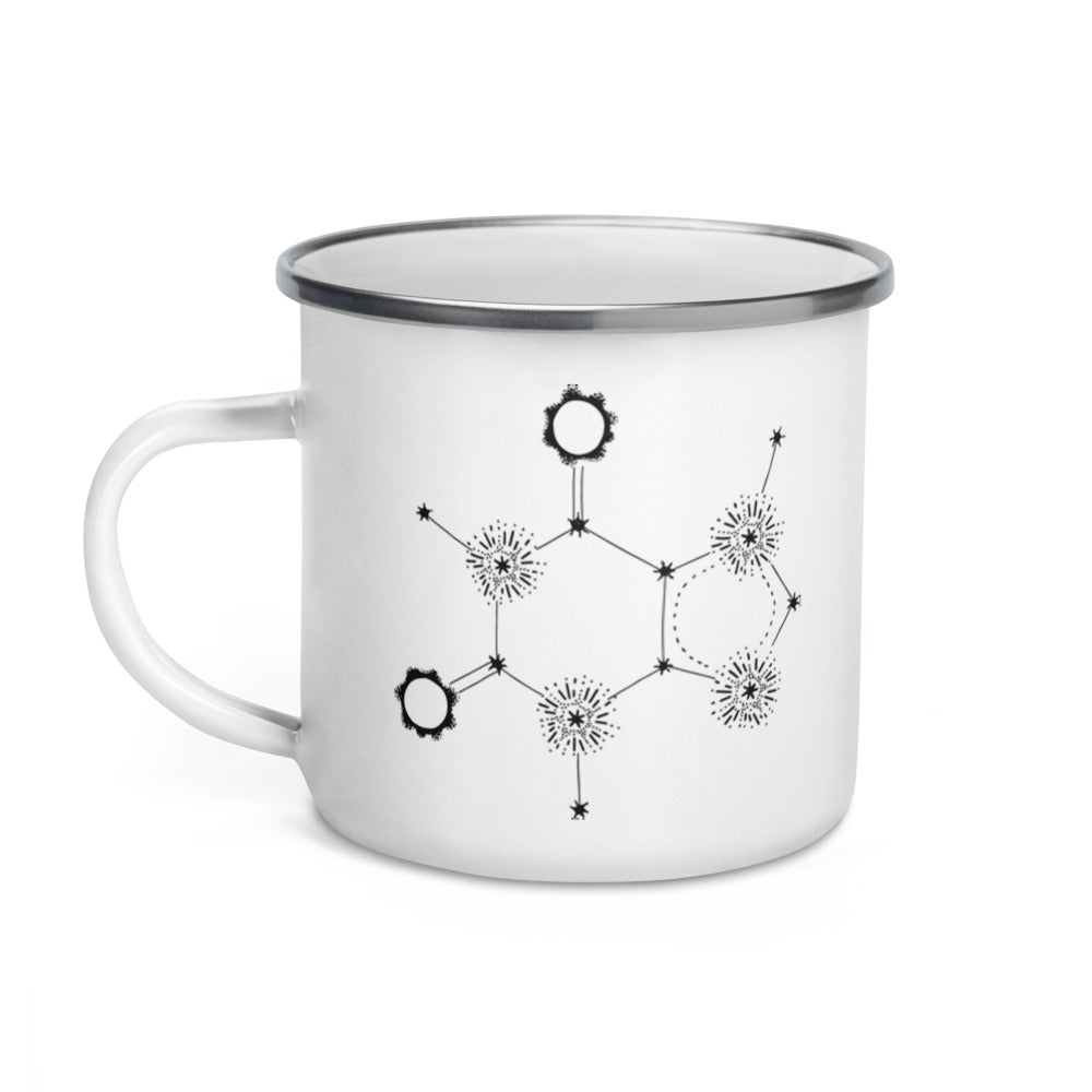 Caffeine Constellation Camper Mug