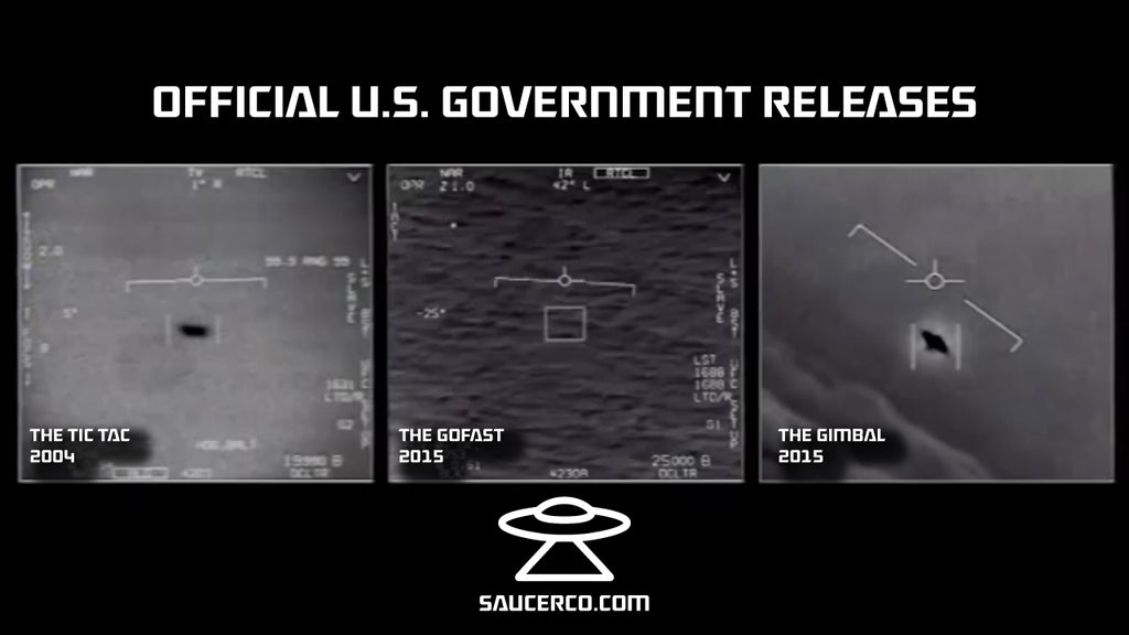 Official UFO Video Releases