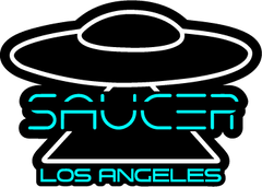 Saucer Los Angeles Logo