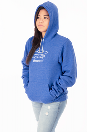 Royal Pullover Hoodie Model View