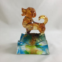 Load image into Gallery viewer, Amore Jewell Liuli Crystal Glass - Ru-Yi Wealth gathering Dog ~ 如意招財狗