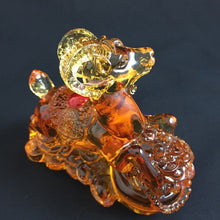 Load image into Gallery viewer, Amore Jewell Liuli Crystal Glass - Bring Wealthy Sheep ~ 富貴羊