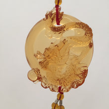 Load image into Gallery viewer, Amore Jewell Liuli Crystal Glass - Dragon Talent for car hanging ornament