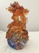 Load image into Gallery viewer, Amore Jewell Liuli Crystal Glass - New Large Dragon talent ~ 龍騰四海