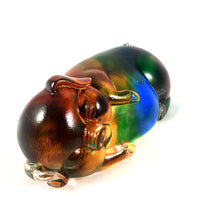 Load image into Gallery viewer, Amore Jewell Liuli Crystal Glass - Lovely Sleeping Pig ~ 小懶豬