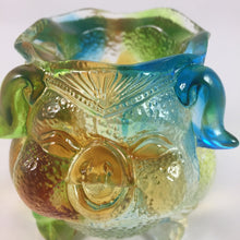 Load image into Gallery viewer, Amore Jewell Liuli Crystal Glass - Wealth Pig Pen holder ~福豬