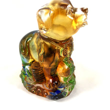 "Load image into Gallery viewer, Amore Jewell Liuli Crystal Glass - New Dog  (the eleventh animal of the Chinese Zodiac) ~ 12生肖 ""狗"""