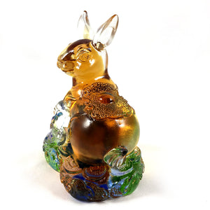 New Rabbit  (the forth animal of the Chinese Zodiac)