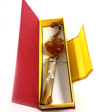 Load image into Gallery viewer, Amore Jewell Liuli Crystal Glass - PiXiu and Ingot wealth bring for car hanging ornament