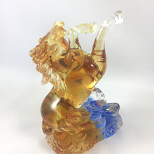 "Load image into Gallery viewer, Amore Jewell Liuli Crystal Glass - Horse  (the seventh animal of the Chinese Zodiac) ~12生肖""馬"""