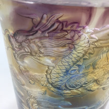 Load image into Gallery viewer, Amore Jewell Liuli Crystal Glass - Dragon Talent pen holder ~ 龍騰四海