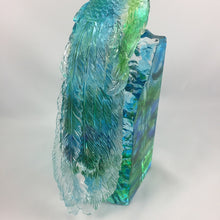Load image into Gallery viewer, Amore Jewell Liuli Crystal Glass - Peacock ~孔雀