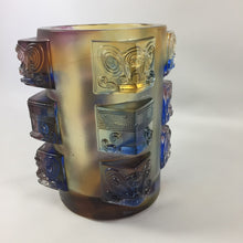 Load image into Gallery viewer, Amore Jewell Liuli Crystal Glass - Rising up pen holder ~ 節節高升