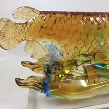Load image into Gallery viewer, Amore Jewell Liuli Crystal  Glass - Arowana (Dragon) Fish ~ 金龍魚