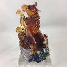 Load image into Gallery viewer, Amore Jewell Liuli Crystal Glass - Dragon Horse Spirit ~ 龍馬精神