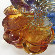 Load image into Gallery viewer, Amore Jewell Liuli Crystal Glass - Dragon turtle ~ 龍龜