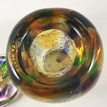 Load image into Gallery viewer, Amore Jewell Liuli Crystal Glass - Ping An Blessing (Apple) treasure bowl/tank ~ 平安福聚寶盆