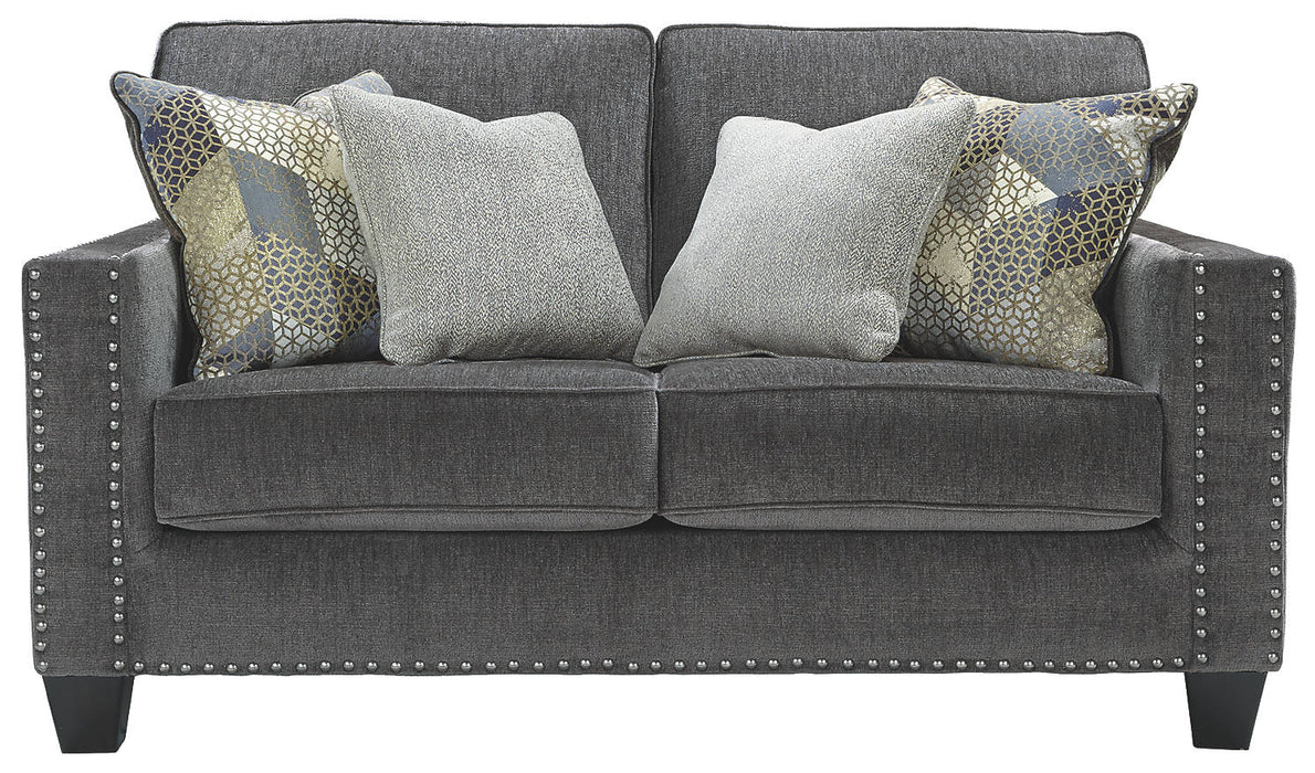 Awesome Gavril Loveseat Alphanode Cool Chair Designs And Ideas Alphanodeonline