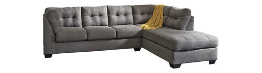 Maier Fabric Solid Contemporary LAF Full Sofa Sleeper