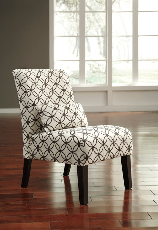 Signature Design Annora Fabric Solid Traditional Accent Chair