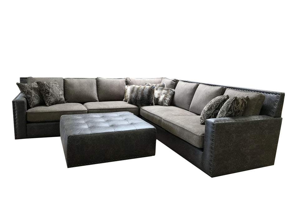 650 Series | JMD Customer Sectional