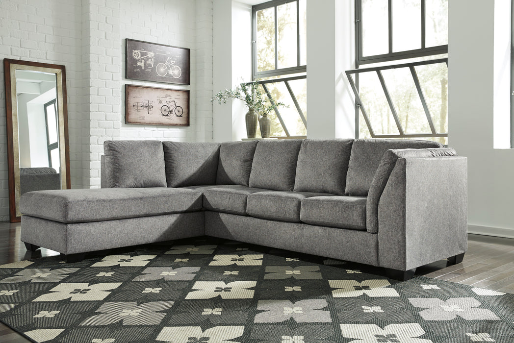 Belcastel RAF Fabric Solid Contemporary Sofa