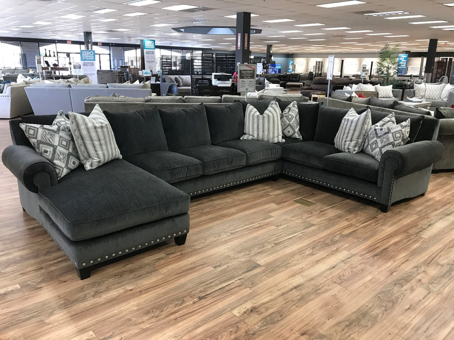 9000 Series Jmd Custom Sectional Sofa Shack