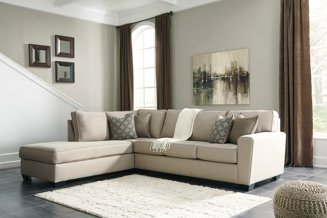 Calicho RAF Fabric Solid contemporary Sofa
