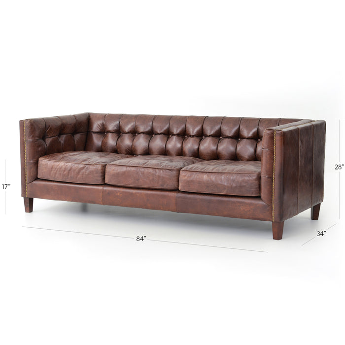 Carnegie Collection Abbott 85 inch Sofa