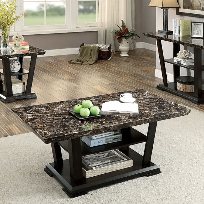 Enjoyable Clayton Iii Faux Marble Coffee Table Caraccident5 Cool Chair Designs And Ideas Caraccident5Info