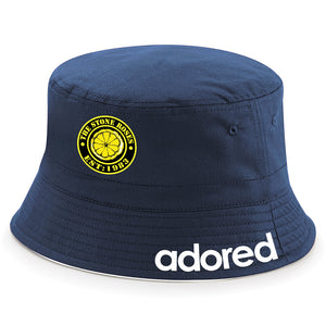 Established 1983 Roses Adored Lemon Bucket Hat