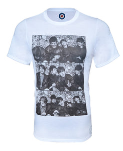 Ian Tilton Stone Roses Made Of Stone Collection T-Shirt #SL5