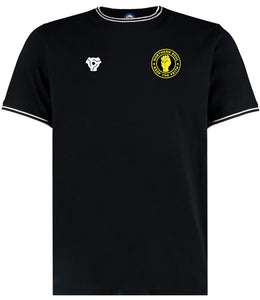 Northern Soul Keep The Faith Fashion Fitted Tipped T-Shirt - 3 Colours