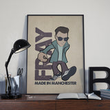 Liam Fray Designed By Parka Monkey T-Shirt - 7 Colours