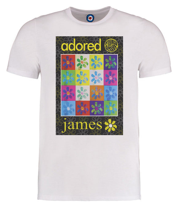 Adored James Tim Booth T-Shirt - Adults & Kids Sizes