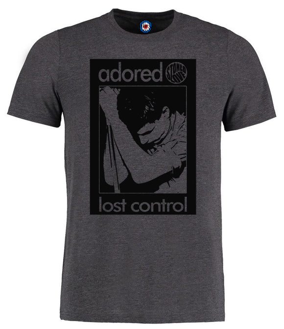 Adored Ian Curtis Joy Division T-Shirt