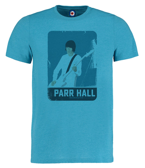 Stone Roses Famous Gigs Parr Hall Warrington T-Shirt