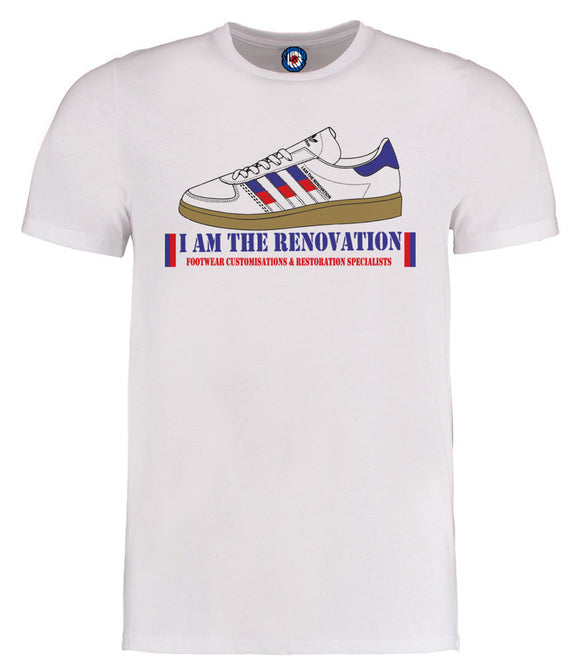 I Am The Renovation Trainer T-Shirt