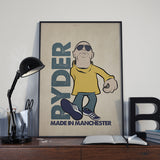 Shaun Ryder Designed By Parka Monkey T-Shirt - 7 Colours