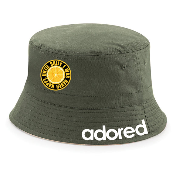 Until Sally Roses Adored Lemon Bucket Hat