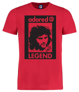 Adored George Best Legend T-Shirt - 5 Colours