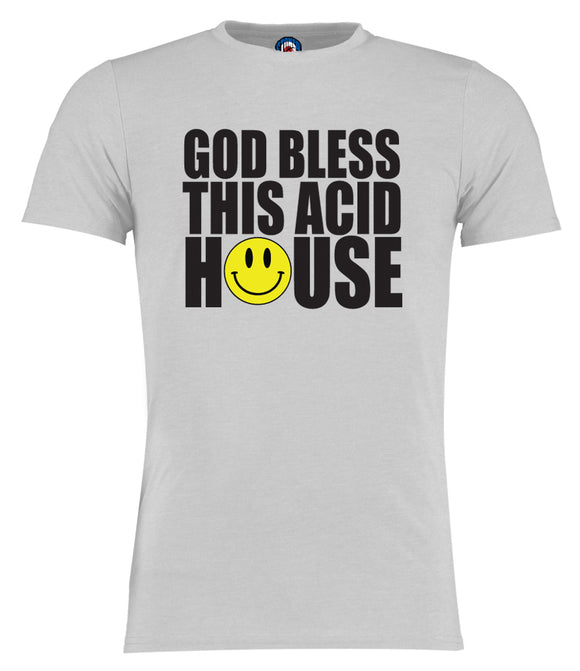 God Bless This Acid House T-Shirt