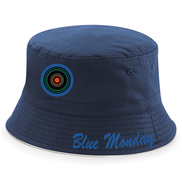 Blue Monday new order Bucket Hat