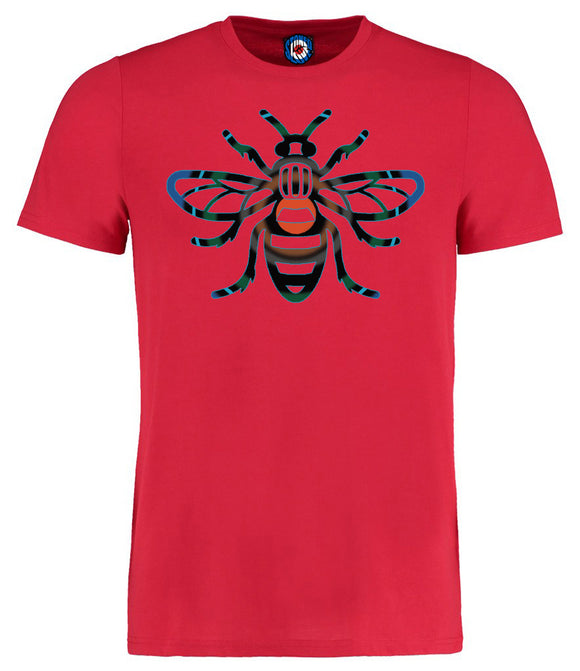 Blue Monday Manchester Bee T-Shirt
