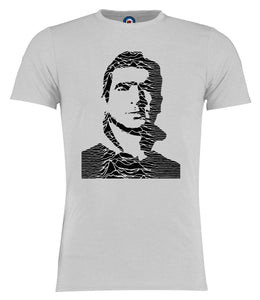 Joy Division Eric Cantona Unknown Pleasures T Shirt Adults Kids Si Stoned Love Clothing