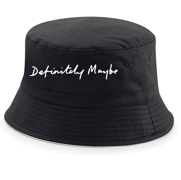 Definitely Maybe Oasis Bucket Hat