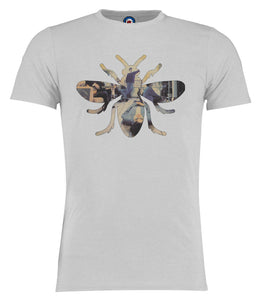 Definitely Maybe Manchester Bee Oasis T-Shirt