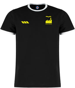 Factory Records Hacienda Quality Ringer T-Shirt - 5 Colours