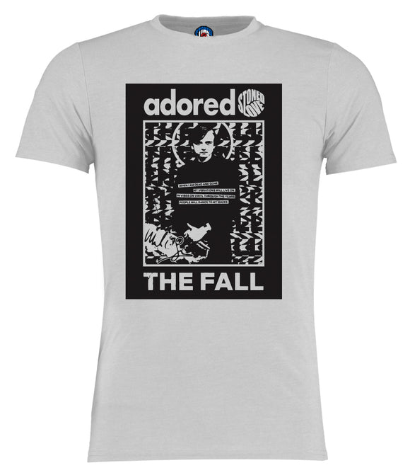 Adored The Fall Mark E Smith Legend Pop Art T-Shirt